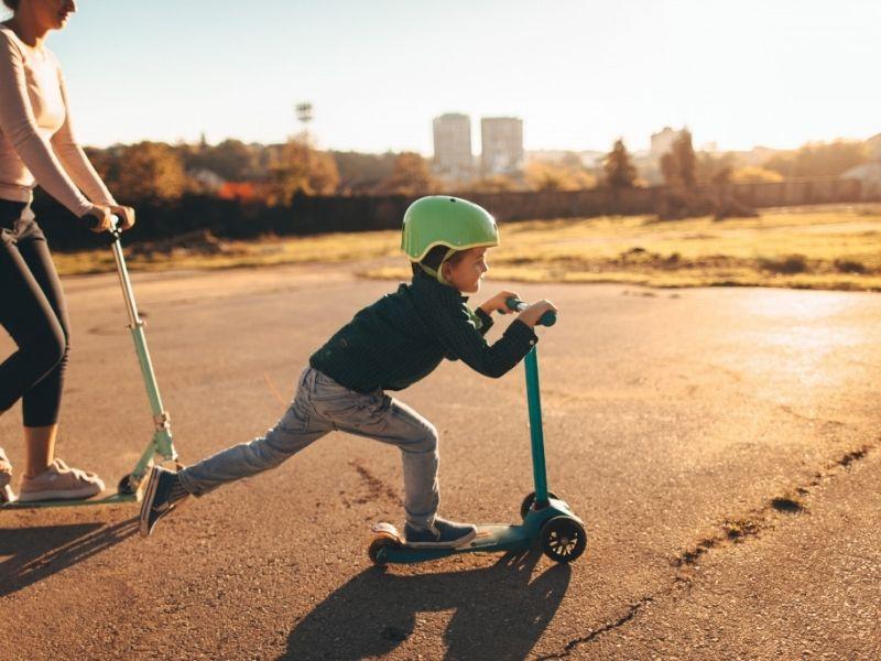 Monopattino, mobilità sostenibile - Aboca